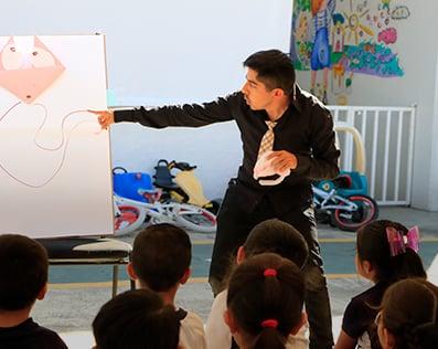 actividades-extraescolares-del-colegio-williams-cuernavaca-dias-especiales-cuenta-cuentos